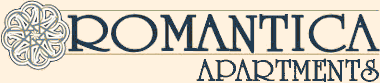 Romantica Apartments logo